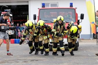 """Ziegenhain gewinnt bei """"Fit wie die Feuerwehr"""""""