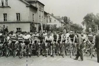 Radsport-Asse am Neugersdorfer Eiskellerberg
