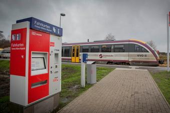 Kamenz: Automatenknacker auf Bahnhöfen unterwegs