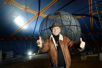 Zirkus-Legende will Sarrasani retten