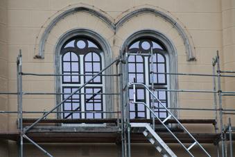 OB reagiert auf Kritik an Rathaus-Fenstern