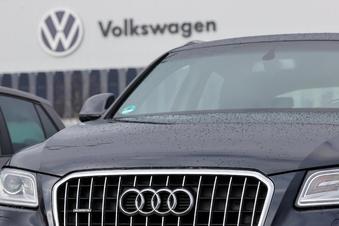 Audi startet Produktion in Zwickau