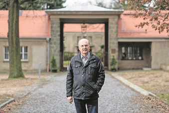 """""""Sender Wilsdruff war Stadt in der Stadt"""""""