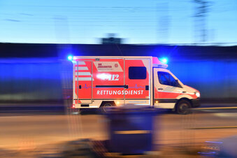 Junge bei Unfall in Radeberg verletzt