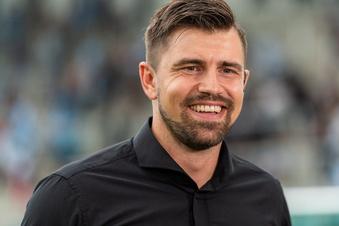 Benny Kirsten über seine neue Aufgabe bei Dynamo