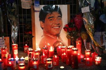 Jetzt geht der Streit um Maradonas Erbe los
