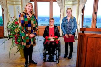 Döbelner VdK-Chefin mit Annen-Medaille geehrt