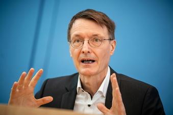 Lauterbach erklärt, wie der Impf-Turbo gelingen kann