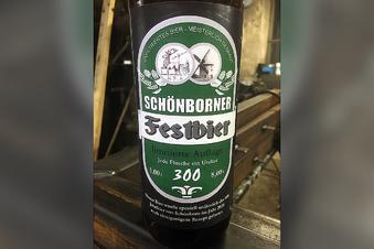 Festbier aus Finsterwalde