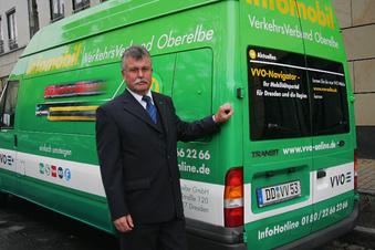 VVO-Mobil macht Halt in Großenhain