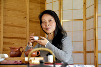 Warum Frau Yang lieber in Dresden lebt