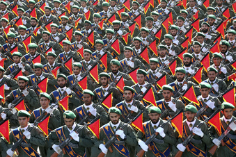 """""""Revolutionsgarden sind Terrororganisation"""""""