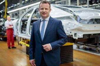 Porsche setzt in Leipzig auf E-Autos
