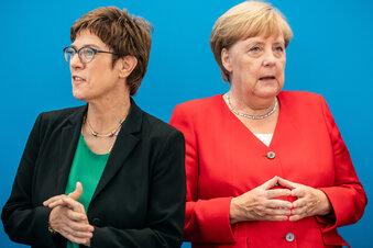 Merkel: Keine Schulden für Klimaschutz