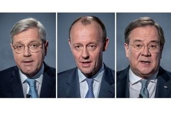 Wer ist der Favorit der CDU-Basis?