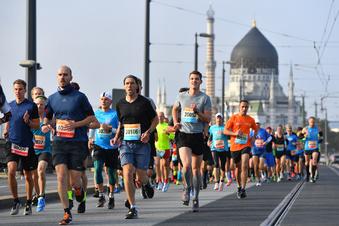 Dresden-Marathon: Diese Straßen sind dicht