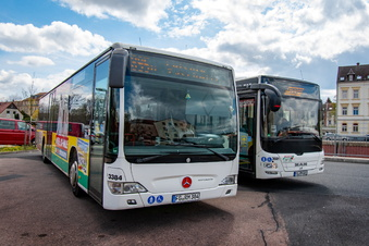 Regiobus: Pro Jahr 300 Mal um die Erde
