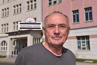 Stillstand im Freitaler Stadtkulturhaus