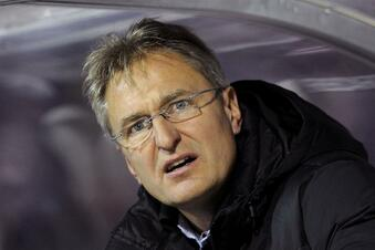 Der FC Erzgebirge Aue hat Stress