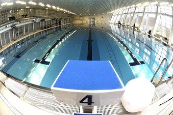 Corona stoppt den Dresdner Schwimmunterricht