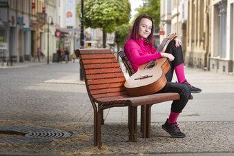 Junge Riesaerin will Musikkarriere starten