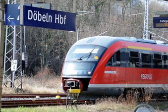 Gibt es Geld für Bahnstrecke Döbeln-Meißen?