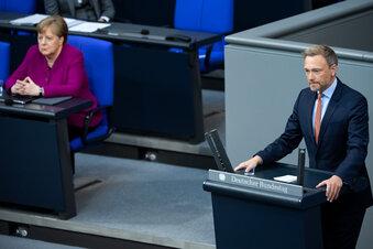 Wie der FDP-Chef die Corona-Koalition platzen lässt
