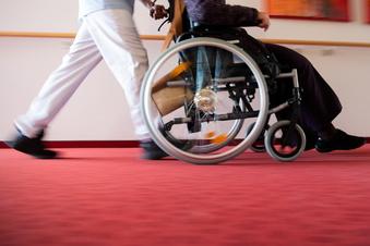 Freie Pflegeheimplätze in Sachsen