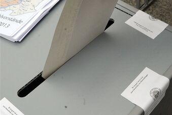 Helfer für Bundestagswahl gesucht