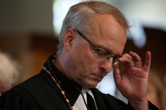 So zerfleischt sich Sachsens Kirche