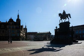 Ausgangssperre in Sachsen war unwirksam