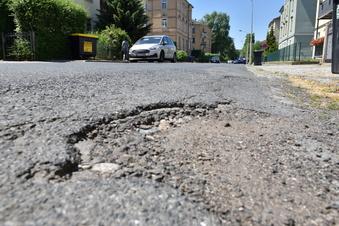 Heidenaus schlimmste Straßen