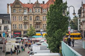 Parken am Schillerplatz: Wie geht es weiter?