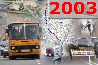B178 neu: Was im Jahr 2003 passiert ist