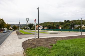 Freital: Umstrittener Parkplatz geht in Betrieb