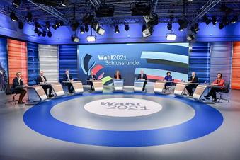 So lief die letzte TV-Runde vor der Wahl