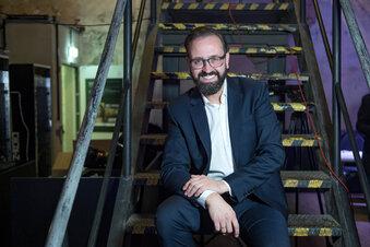 Minister Gemkow fordert  Leipzigs OB Jung heraus