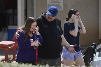 Dutzende Tote bei Massakern in den USA
