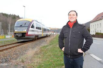 Eisenbahngeschichten auf der Spur