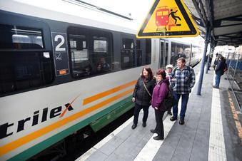 Länderbahn: Züge fallen aus