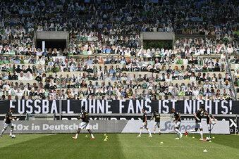 Fußball forciert schnelle Rückkehr der Fans in Stadien