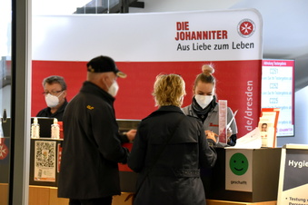 "Corona in Dresden: ""Positive Tests häufen sich"""