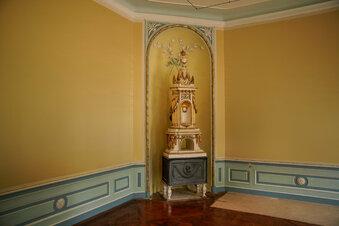 Restauriertes Kaiserzimmer öffnet wieder