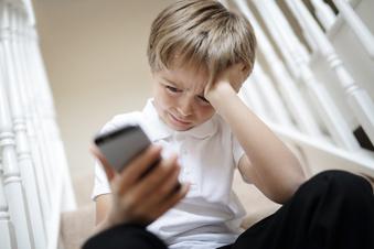 Hass im Netz: Kindern bei Online-Belästigung helfen