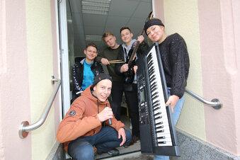 Wieder Musik in Döbelns KL 17