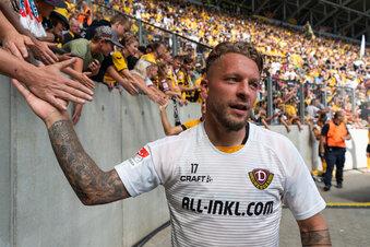 Dynamo: Weitere Sponsoren bleiben treu