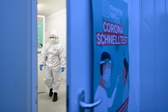 Viele Corona-Testzentren in Sachsen vor Schließung