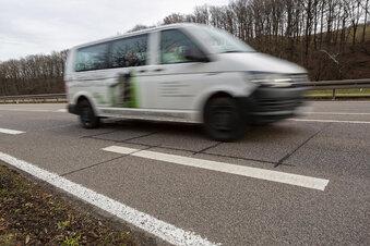 Verkehr auf der B 170 nimmt wieder zu