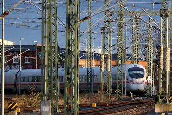 Sachsens Schienenstrang wird digital