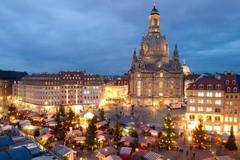Dresden: Noch mehr Geld für (keine) Weihnachtsmärkte?